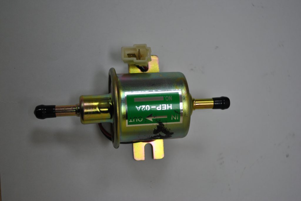 Kubota U48-4 Fuel Pump