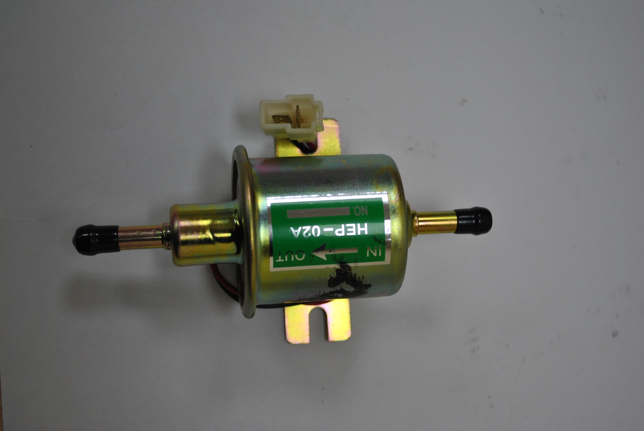 Case CK32 Fuel Pump