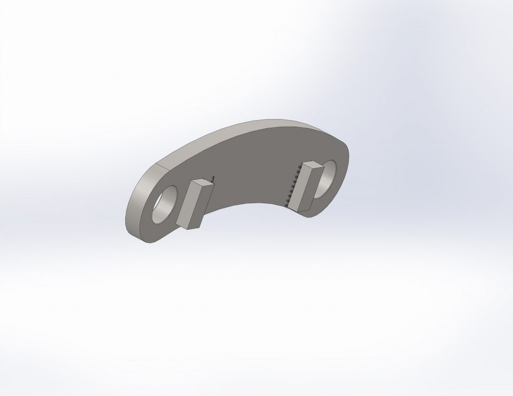 6010514M91 Case Tipping Link
